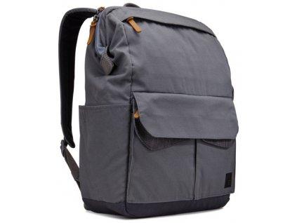 "Case Logic LoDo batoh na notebook 14"" LODP114GR - šedý  + Pouzdro zdarma"