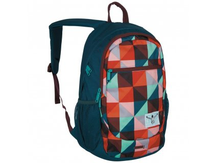 Chiemsee Techpack two backpack Magic triangle  + Pouzdro zdarma + sleva 10% s kódem KVETEN10