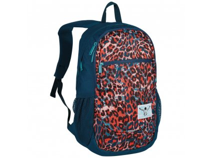 Chiemsee Techpack two backpack Mega flow blue  + Pouzdro zdarma