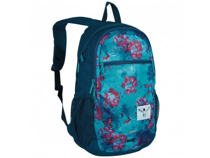 Chiemsee Techpack two backpack Dusty flowers  + Pouzdro zdarma