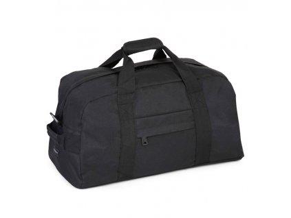 Cestovní taška MEMBER'S HA-0046 - černá
