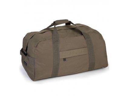 Cestovní taška MEMBER'S HA-0047 - khaki