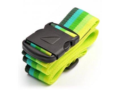 Bezpečnostní popruh na kufr TravelBlue TB040-2 multi-colour