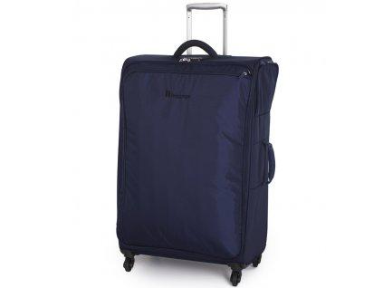 Cestovní kufr IT Luggage Carry-Tow TR-1157/3-L - modrá  + PowerBanka nebo pouzdro zdarma