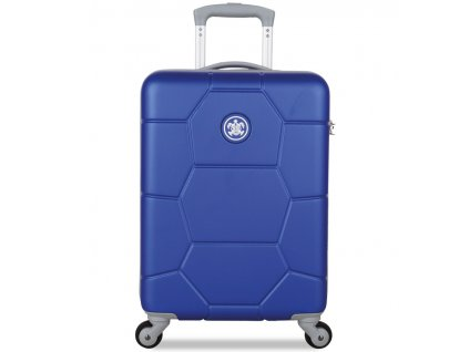 Kabinové zavazadlo SUITSUIT® TR-1225/3-S ABS Caretta Dazzling Blue  + Brašna zdarma