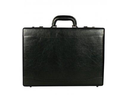 Atache kufr REAbags 569 - černá  + Brašna zdarma