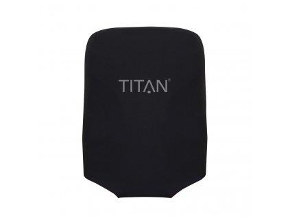 Titan Luggage Cover S Black