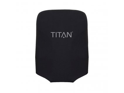 Titan Luggage Cover M+ Black