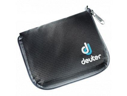 Deuter  Zip Wallet black - Peněženka