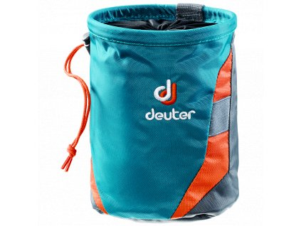 Deuter  Gravity Chalk Bag I L Petrol-granite - Pytlík
