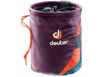 Deuter  Gravity Chalk Bag I M Aubergine-arctic - Pytlík