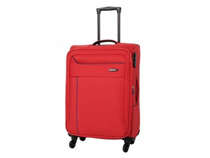 Travelite Solaris 4w M Red/blue