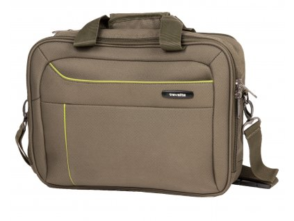 Travelite Solaris Board Bag Olive/lemon