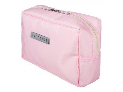 Cestovní obal na make-up SUITSUIT® Pink Dust