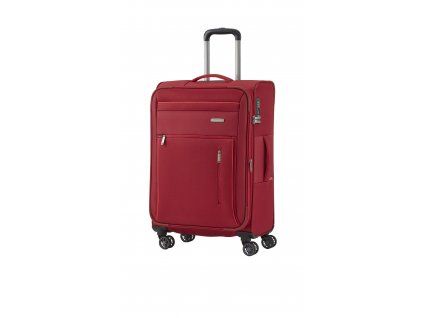 Travelite Capri 4w M Red