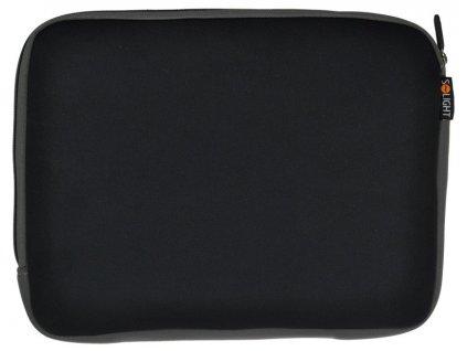 Solight neoprenové pouzdro na notebook, 13 - 14,1'', černé