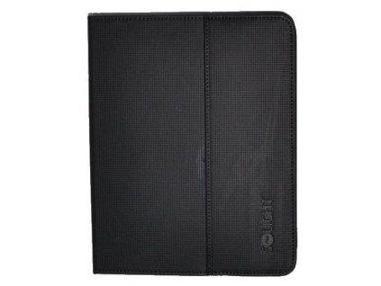 Solight univerzální pouzdro - desky z polyuretanu pro tablet nebo čtečku 8'', černé