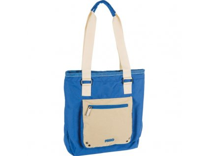 NITRO taška TOTE BAG blue-khaki