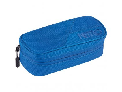 NITRO penál PENCIL CASE blur brill. blue