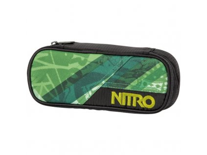 NITRO penál PENCIL CASE wicked green