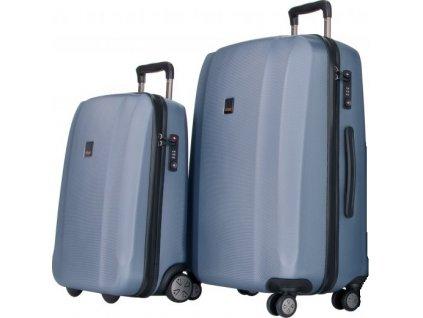 Titan Xenon S,M Blue Stone - sada 2 kufrů
