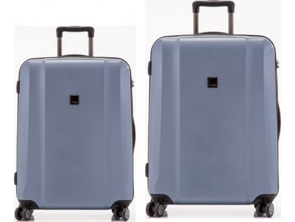 Titan Xenon 4w S, M Blue Stone - sada 2 kufrů