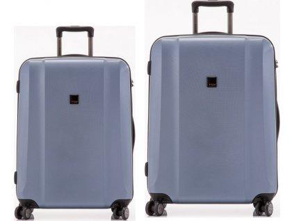 Titan Xenon 4w S, M+ Blue Stone - sada 2 kufrů