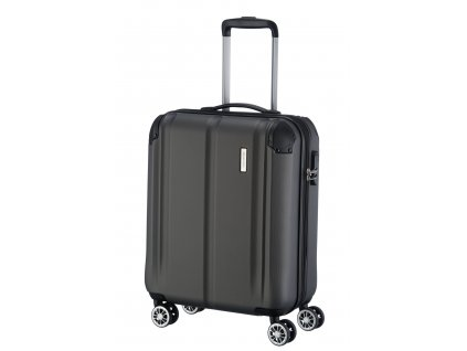 Travelite City 4w S Anthracite
