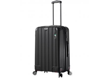 Cestovní kufr MIA TORO M1300/3-M - černá  + PowerBanka nebo brašna zdarma