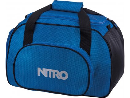NITRO taška DUFFLE BAG XS blur brilliant blue