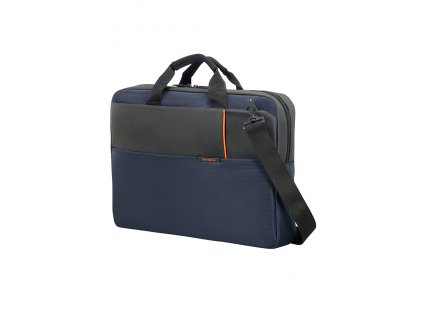 Samsonite Qibyte Laptop Bag 17,3 Blue