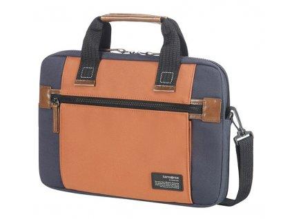 "Samsonite Sideways Laptop Sleeve 13,3"" Blue/Orange"