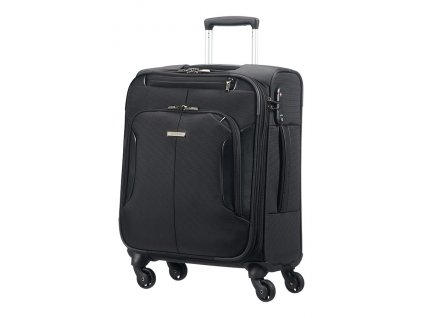 Samsonite XBR MOBILE OFFICE SPINNER 55 Black  + Pouzdro zdarma
