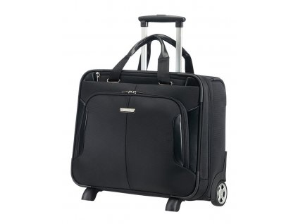 "Samsonite XBR BUSINESS CASE/WH 15.6"" Black  + Pouzdro zdarma"