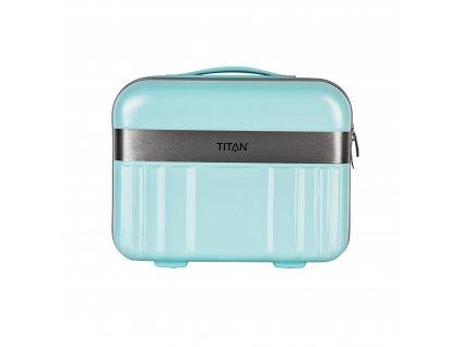 Titan Spotlight Flash Beauty case Mint