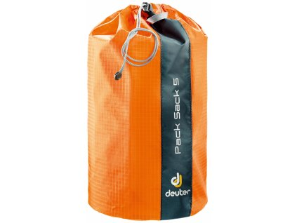 Deuter Pack Sack 5 mandarine - Vak