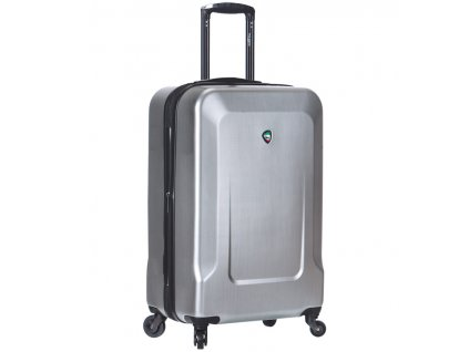 Kabinové zavazadlo MIA TORO M1535/3-S - stříbrná  + PowerBanka nebo pouzdro zdarma