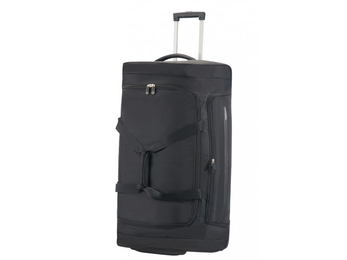 American Tourister SUMMER VOYAGER DUFFLE/WH 81 - VOLT BLACK
