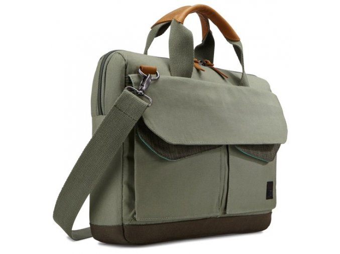 """Case Logic LoDo taška na notebook 14"""" LODA114PTG - zelená"""