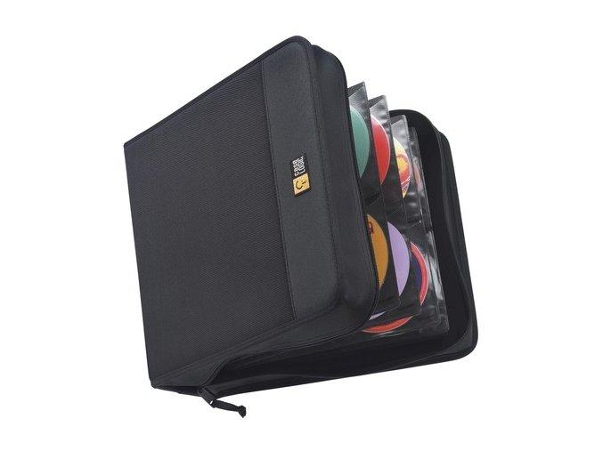 Case Logic pouzdro na CD/DVD CDW208