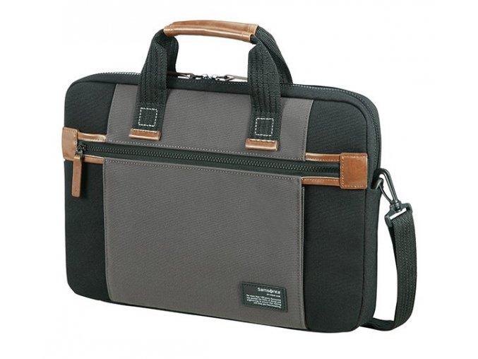 """Samsonite Sideways Laptop Sleeve 15,6"""" Black/Grey"""