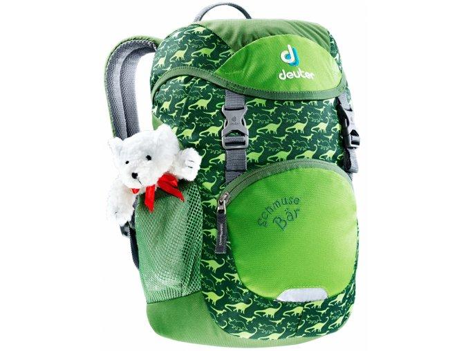 Deuter Schmusebär emerald - Batoh