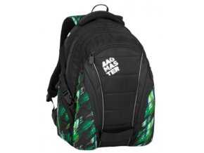 Bagmaster BAG 8 F BLACK/GREEN/WHITE