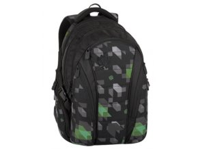 Bagmaster BAG 8 G BLACK/GREEN/GRAY