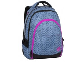 Bagmaster DIGITAL 8 A BLUE/PINK/BLACK