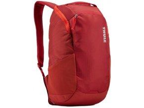 Thule EnRoute™ batoh 14L TEBP313RF - červený  + Pouzdro zdarma