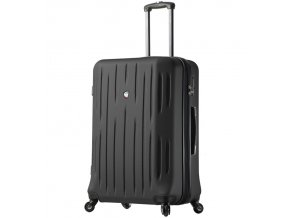 Cestovní kufr MIA TORO M1212/3-XL - černá  + PowerBanka nebo pouzdro zdarma