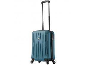 Kabinové zavazadlo MIA TORO M1212/3-S - zelená  + Pouzdro zdarma