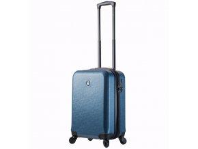 Kabinové zavazadlo MIA TORO M1219/3-S - modrá  + Pouzdro zdarma