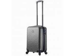 Kabinové zavazadlo MIA TORO M1219/3-S - šedá  + Pouzdro zdarma